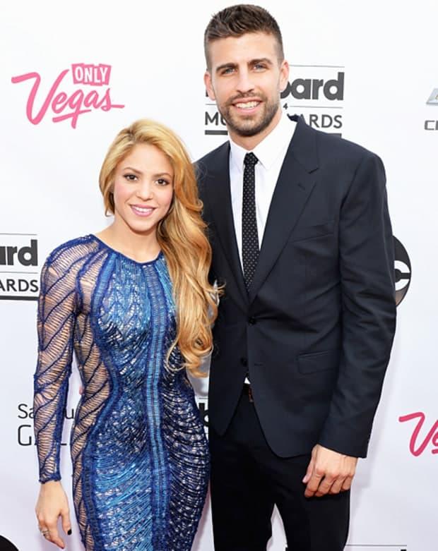 Shakira and Footballer Gerard Pique rumored to split? Is ...  Gerard Pique And Shakira Scandal