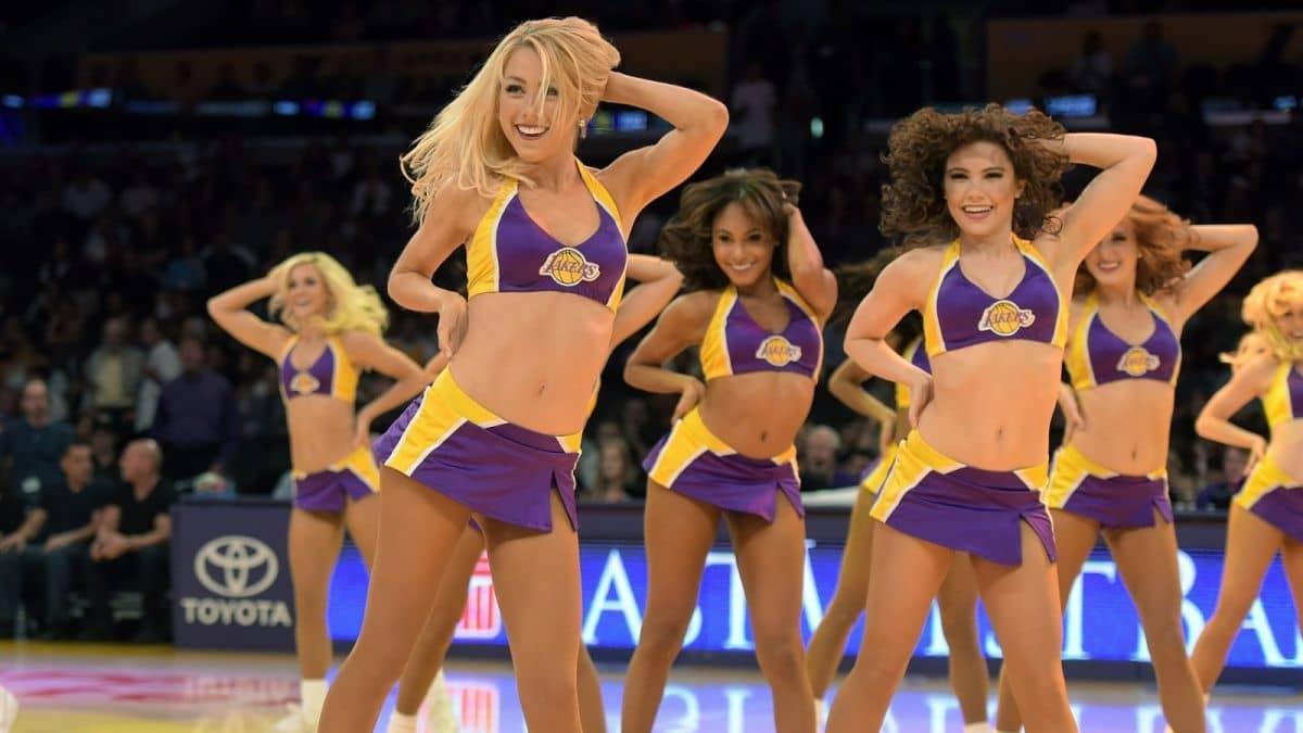 Top 10 Hottest NBA Cheerleaders