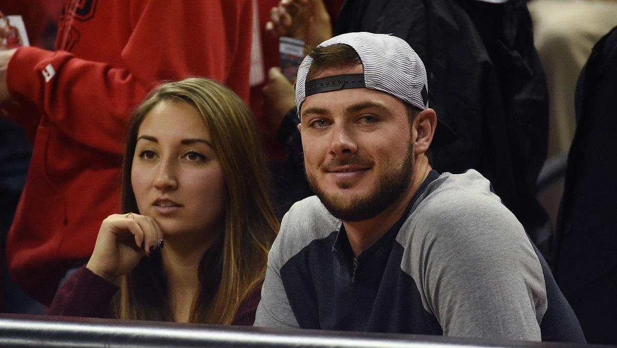 Kris Bryant And Jessica Delp
