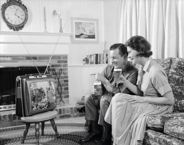 1960 Games Are Televised