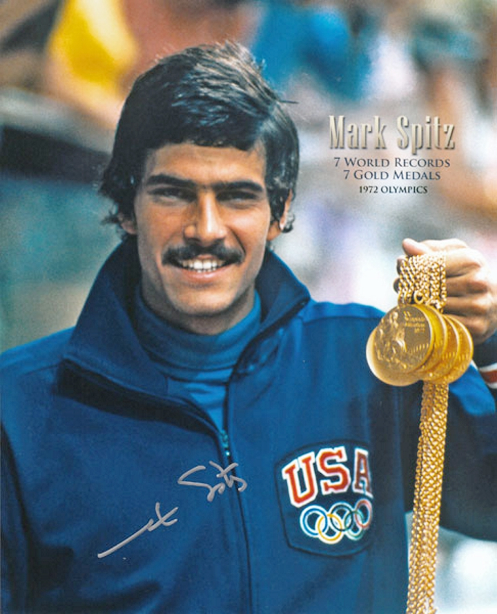 Mark Spitz Would Go Into The 1968 Olympic Games