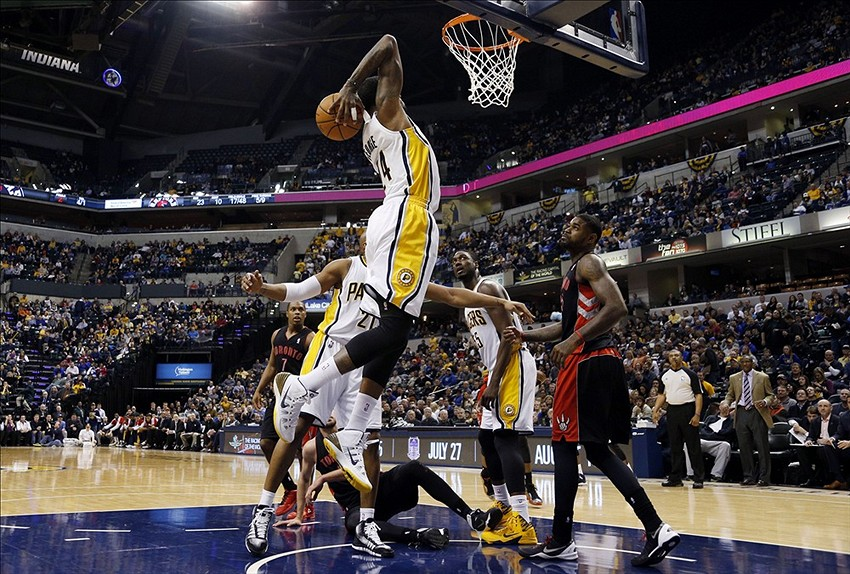 Paul George Cements Himself