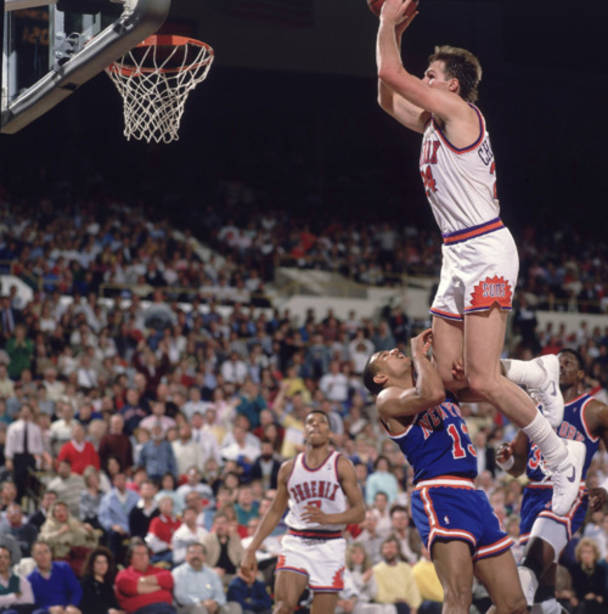 Tom Chambers Over Mark Jackson