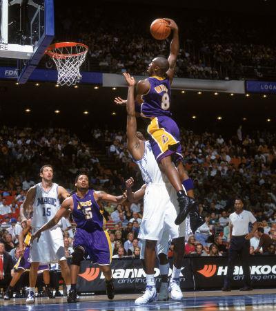 Kobe Over Dwight