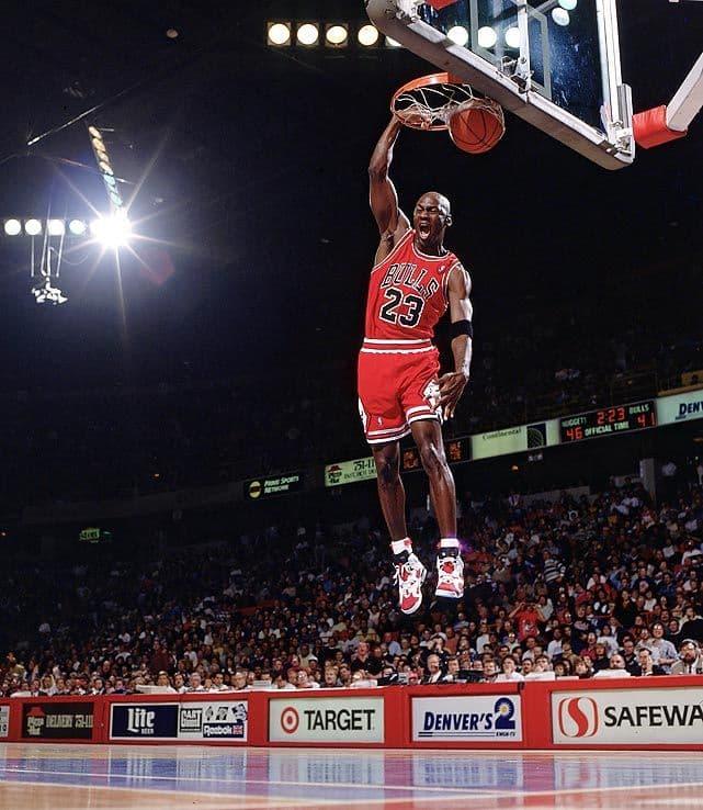 Michael Jordan 'Air Jordan'