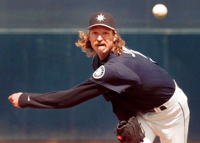 Randy Johnson 'The Big Unit'