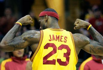 LeBron James 'King James'
