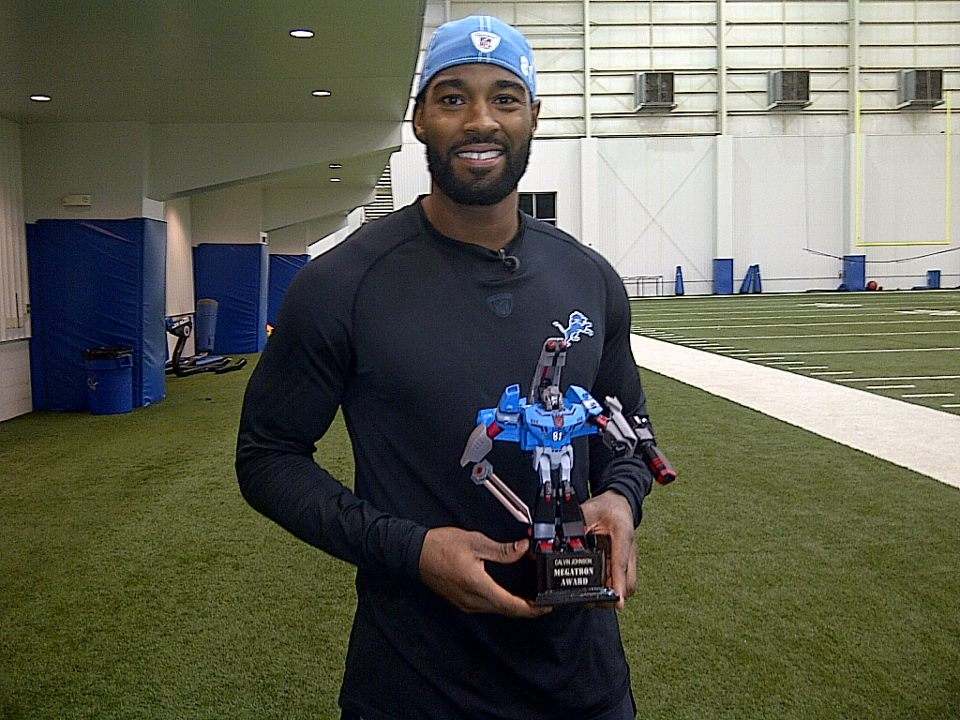 Calvin Johnson 'Megatron'