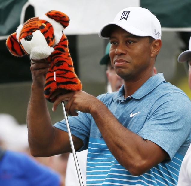 Tiger Woods 'Tiger'