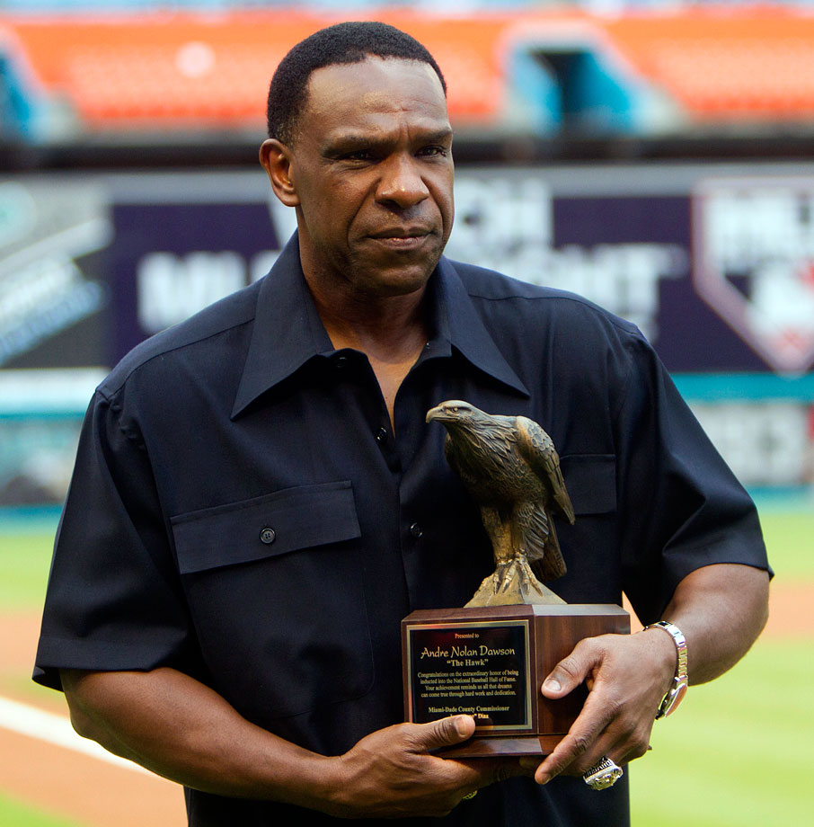 Andre Dawson 'The Hawk'