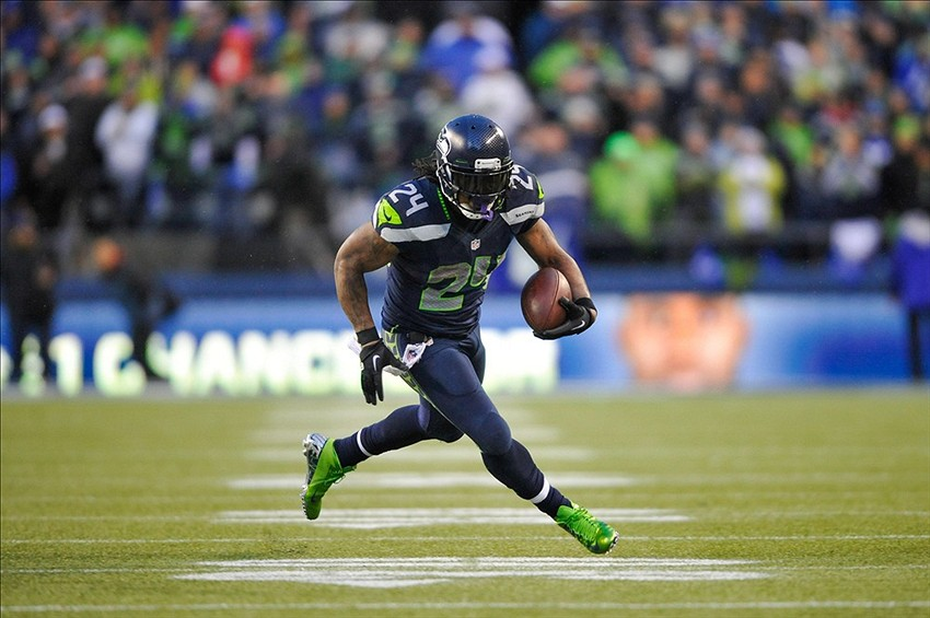 Marshawn Lynch 'Beast Mode'