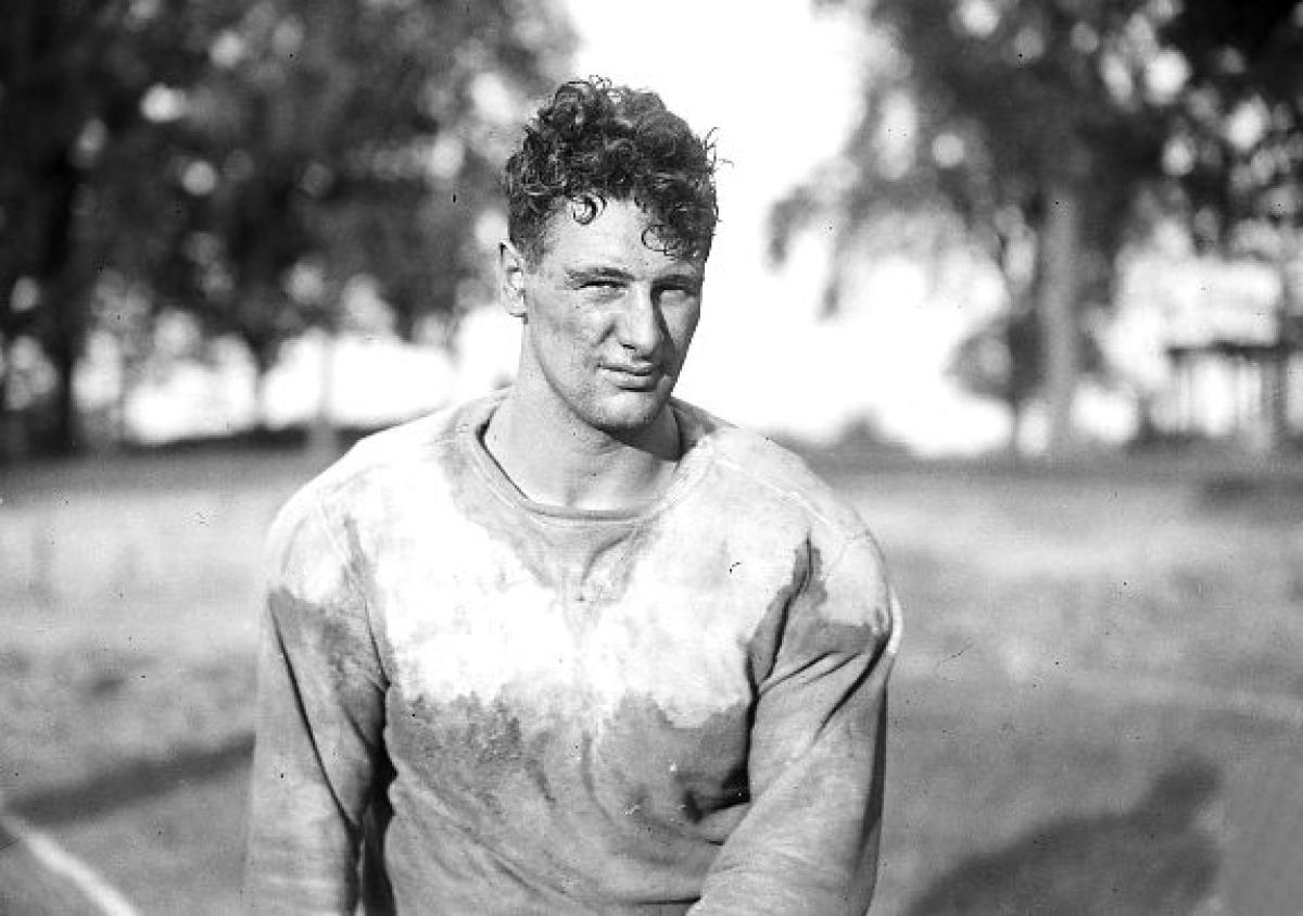Lou Gehrig 'The Iron Horse'
