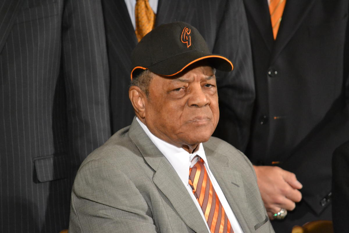 Willie Mays 'The Say Hey Kid'
