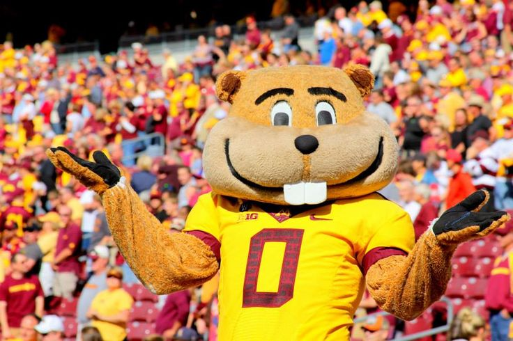 Goldy Gopher Minnesota