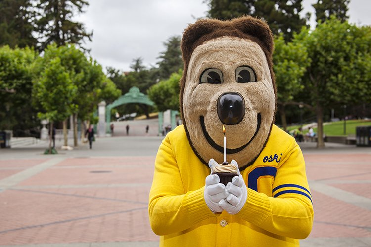 Oski University Of California, Berkeley