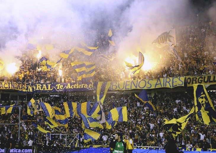 Boca Bosteros Fans