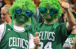 Boston Celtics Fans