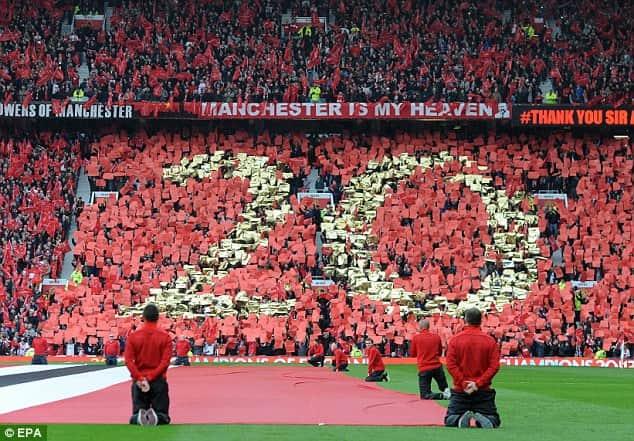 Manchest United Fans