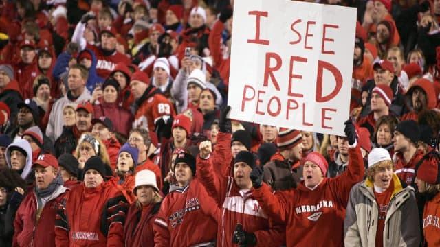Nebraska Cornhuskers Fans