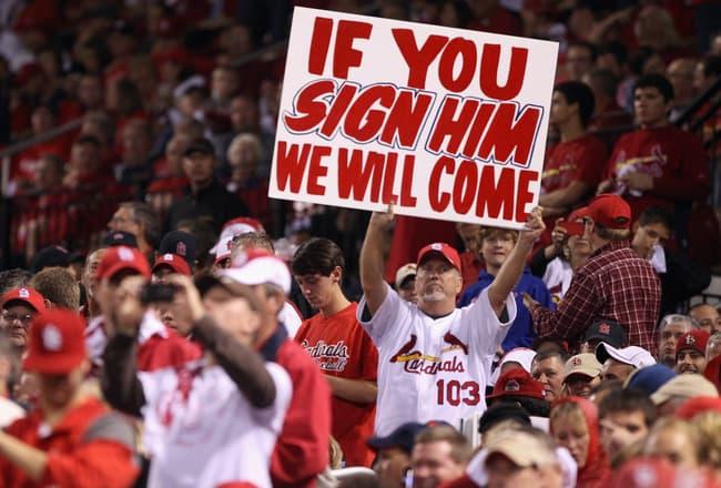 St Louis Cardinals Fans