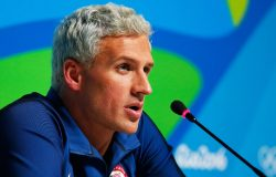 Ryan Lochte Fakes A Robbery