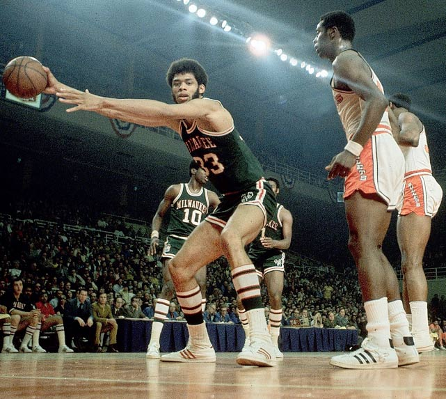 1970 71 Milwaukee Bucks
