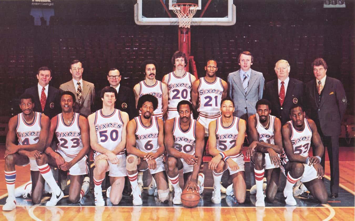 1982 83 Philadelphia 76ers