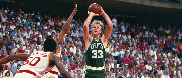 1985 86 Boston Celtics