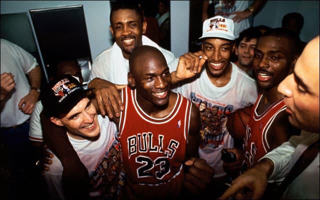 1990 91 Chicago Bulls