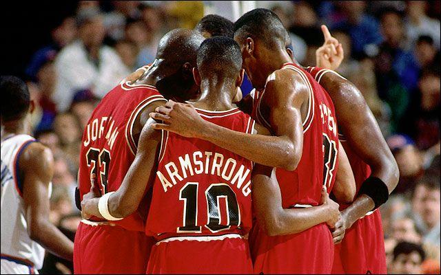 1991 92 Chicago Bulls