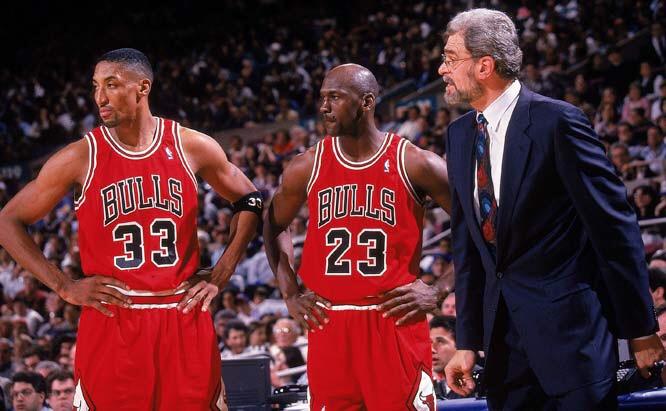 1995 96 Chicago Bulls