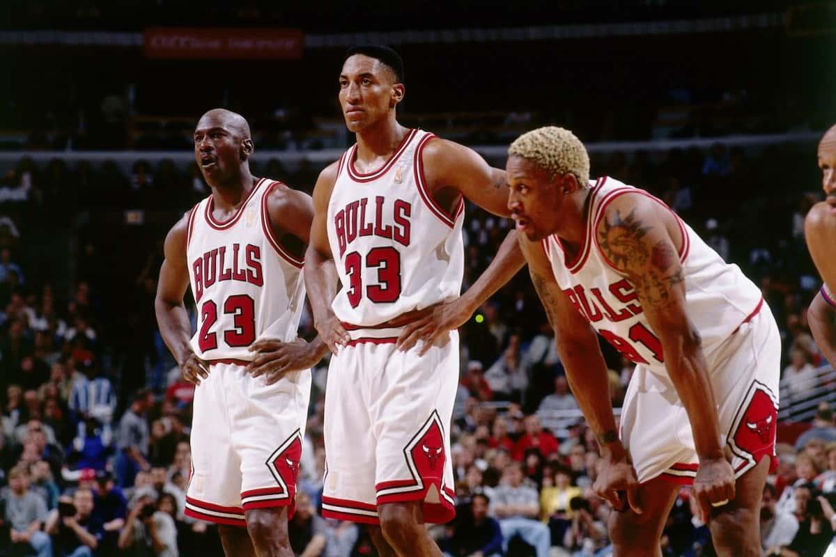 1996 97 Chicago Bulls