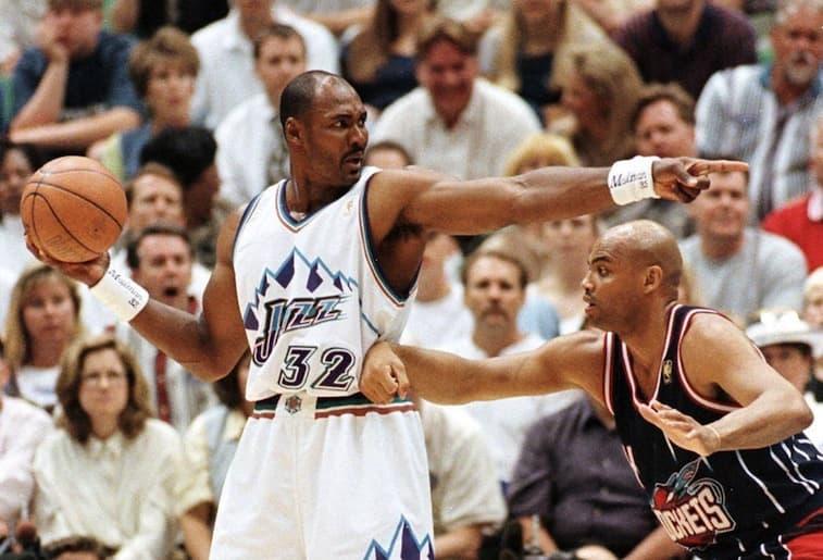 1996-97 Utah Jazz
