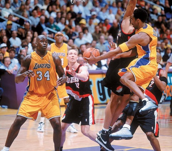 1999 2000 Los Angeles Lakers