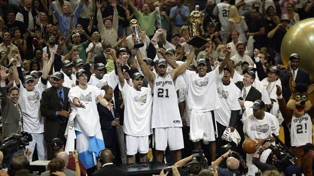 2004-05 San Antonio Spurs