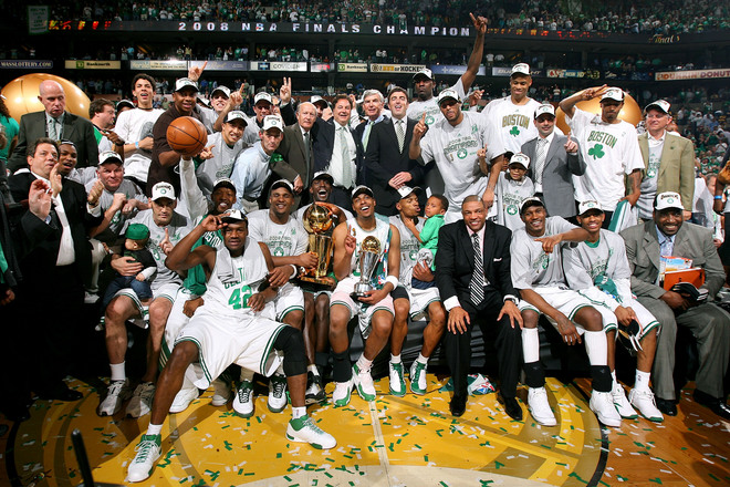 2007-08 Boston Celtics