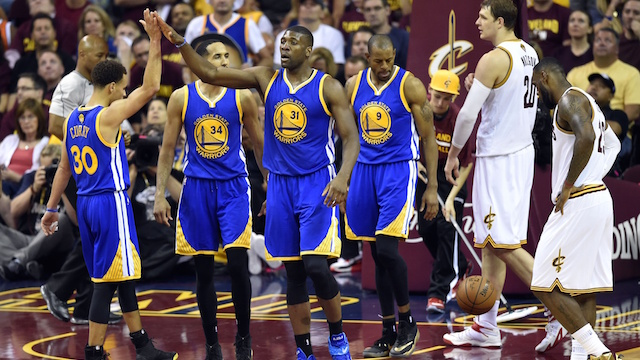 2015 16 Golden State Warriors