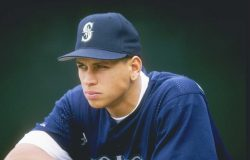Alex Rodriguez Seattle (1993