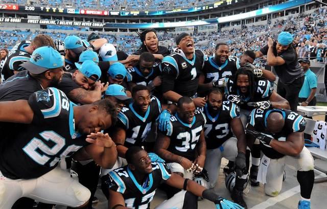 Carolina Panthers 2015