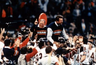 Chicago Bears 1985