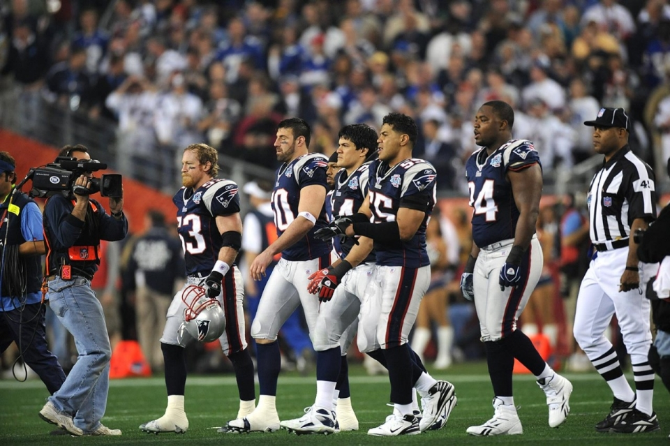 New England Patriots 2007
