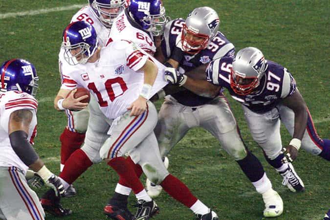 New York Giants 2007