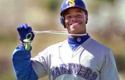 Seattle Mariners – Ken Griffey Jr, OF.