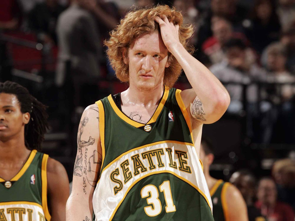 Robert Swift – Seattle Supersonics