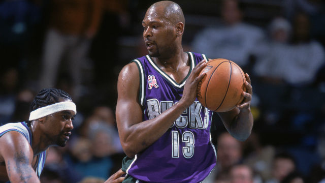Glenn Robinson – Milwaukee Bucks