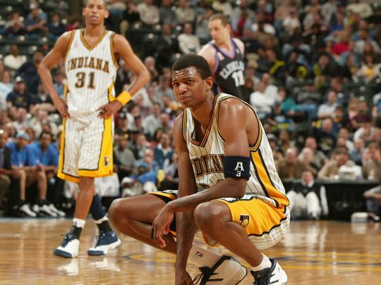 Jonathan Bender – Indiana Pacers