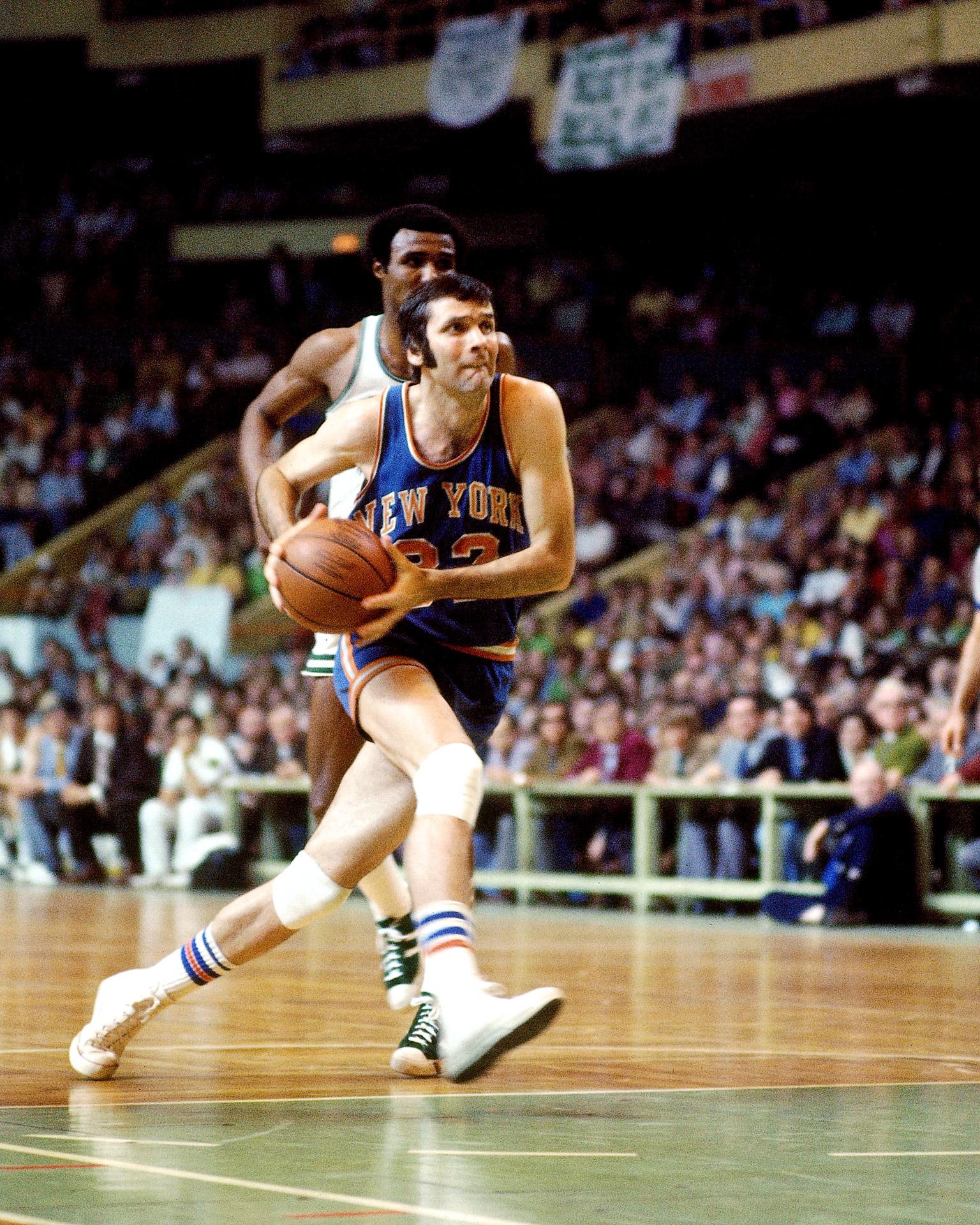 Dave DeBusschere New York Knicks