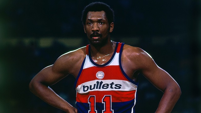 Elvin Hayes - Washington Wizards
