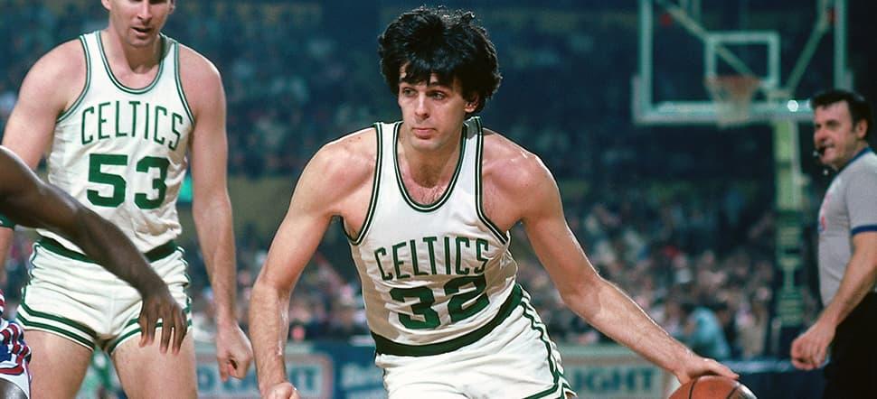Kevin McHale Boston Celtics