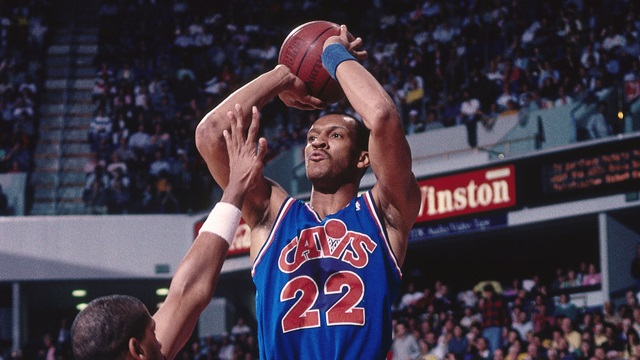 Larry Nance - Cleveland Cavaliers